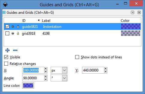 File:New Guides and Grids dialog guide selected.png