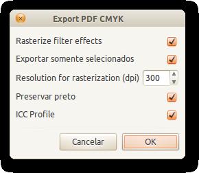 ExportPDFCMYK - Inkscape Wiki